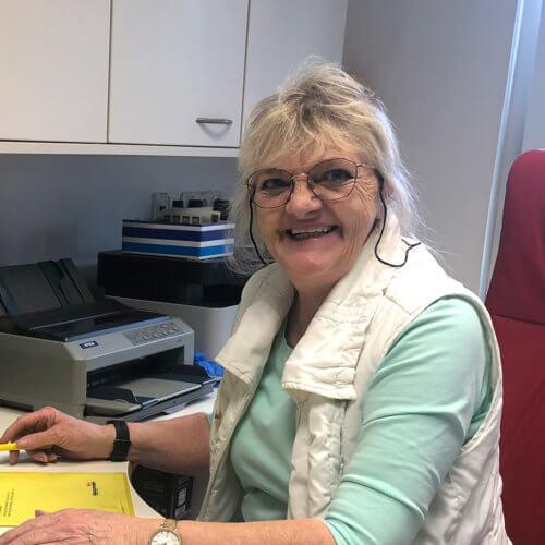 Karin Burchert